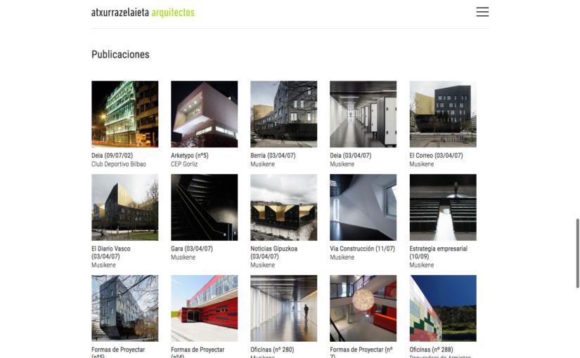 Atxurrazelaieta Architects